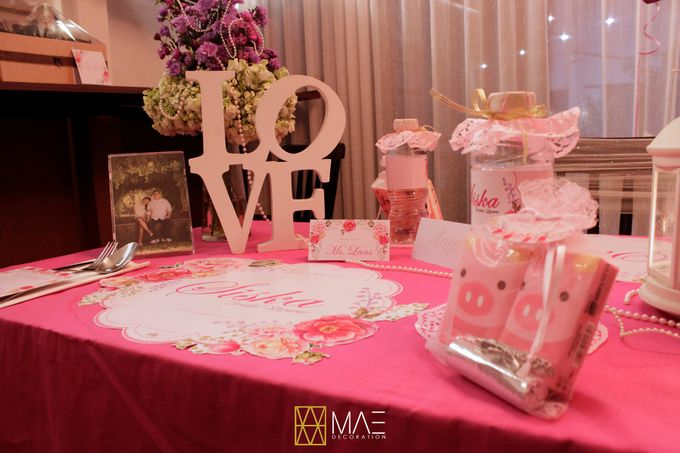 BRIDAL SHOWER MISS LANS by MAE DECORATION - 006
