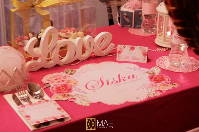 BRIDAL SHOWER MISS LANS by MAE DECORATION - 008