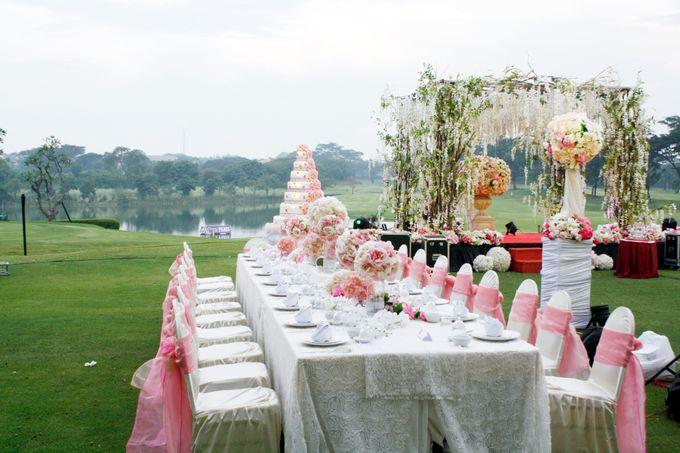 Out door Wedding by Ciputra Golf, Club, & Resto - 003