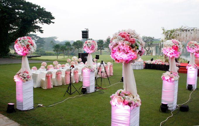 Out door Wedding by Ciputra Golf, Club, & Resto - 002