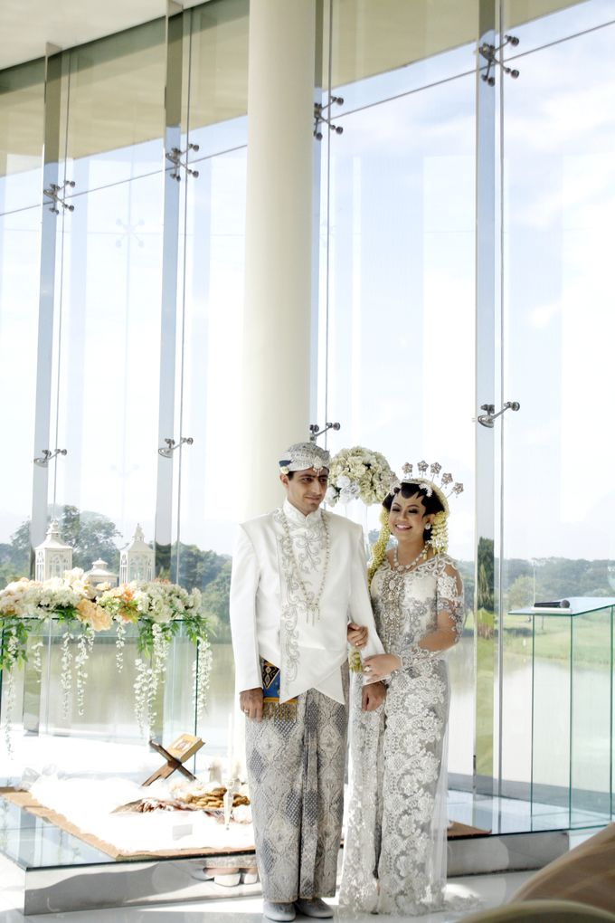 Traditional Wedding Chapel by Ciputra Golf, Club, & Resto - 002