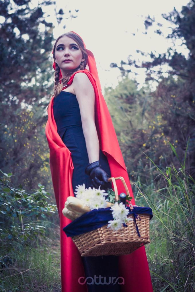 Red Riding Hood by Cattura - 010