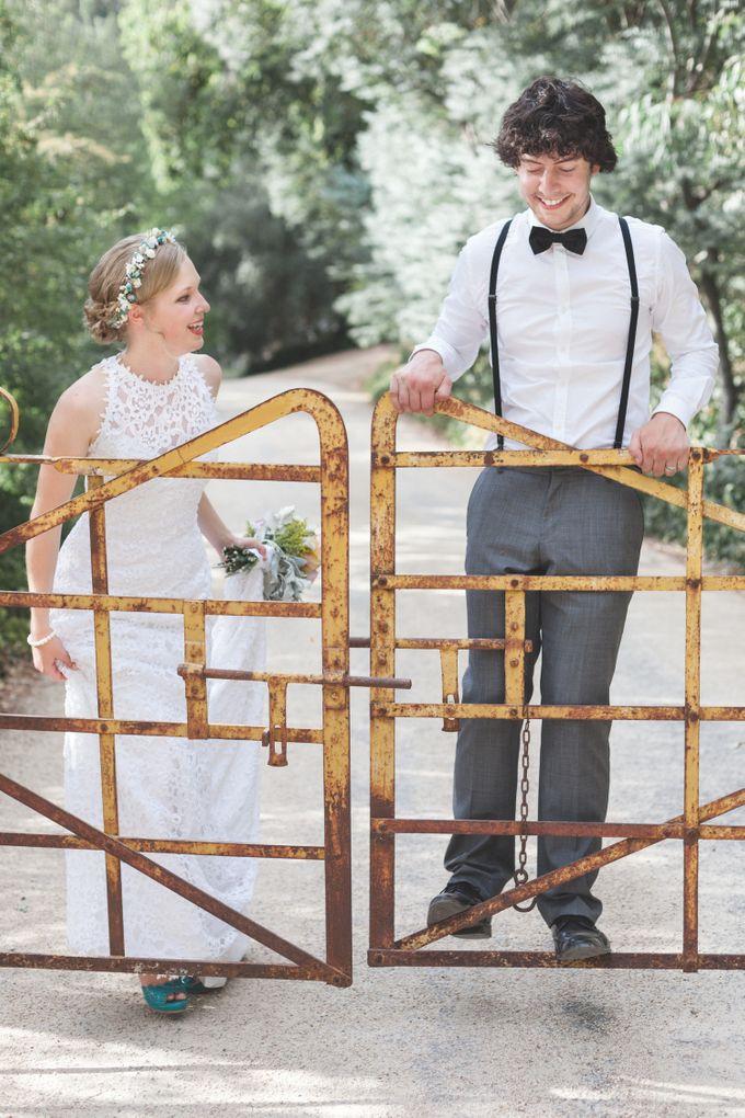 Wedding photography portfolio by Bri Hammond Photography - 001
