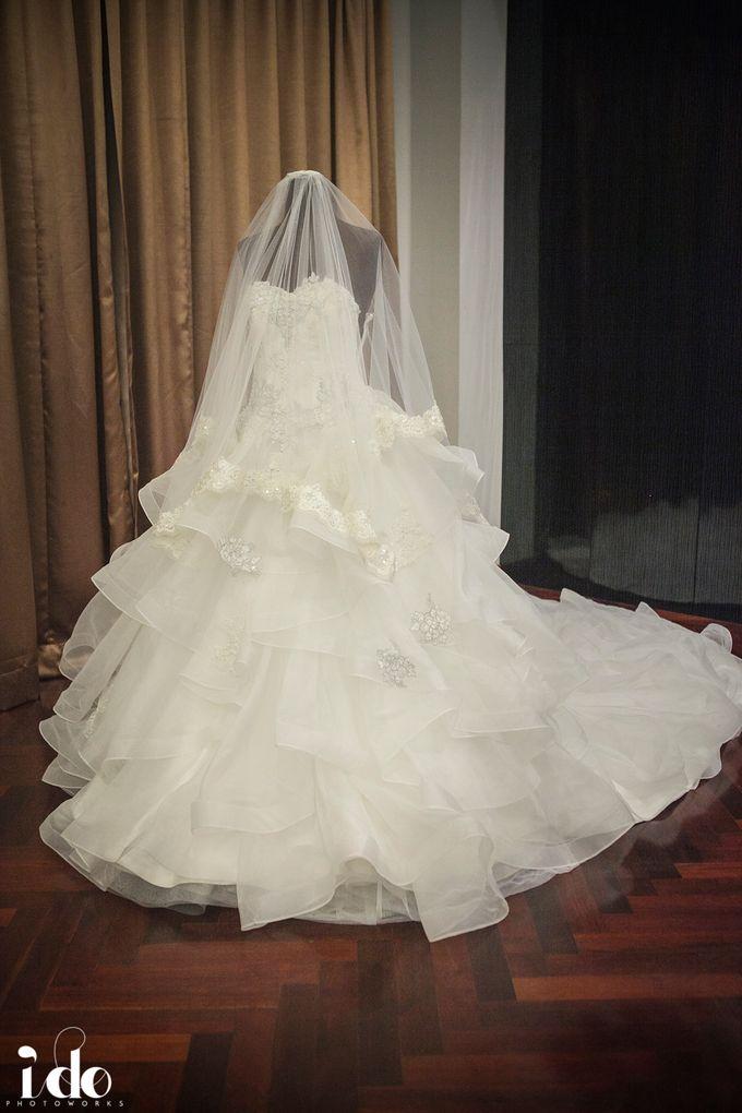 Yohan & Mellisa The Wedding by PRIDE Organizer - 001