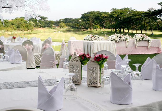 Wedding Party by Ciputra Golf, Club, & Resto - 001