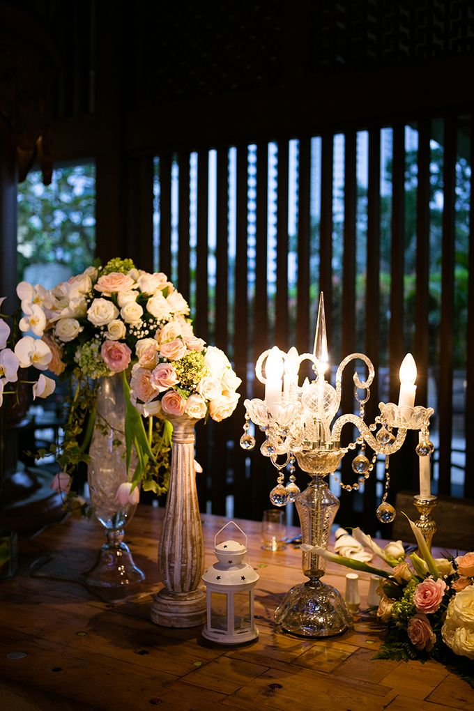 The Wedding of Anthony & Melissa by The Swan Decoration - 023