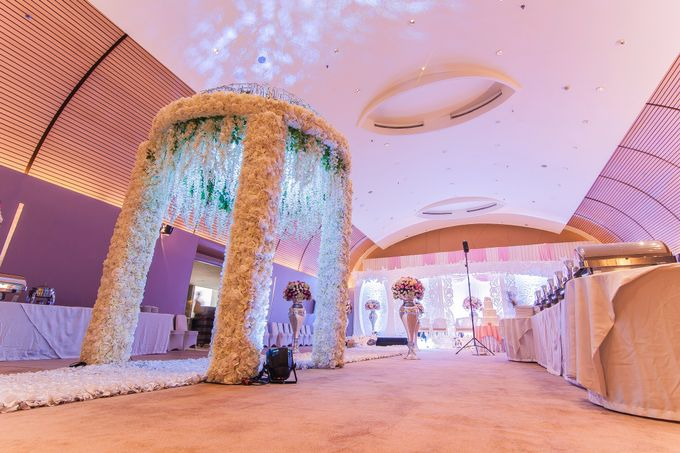 Wedding Experience at Alila Jakarta by Sparks Luxe Jakarta - 031