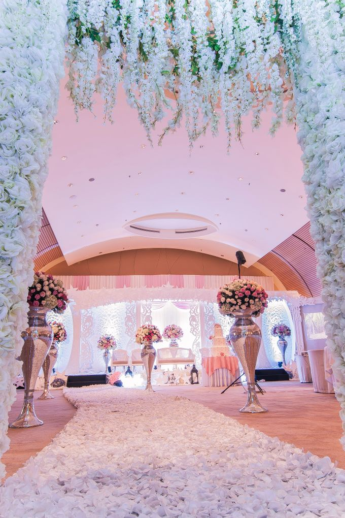 Wedding Experience at Alila Jakarta by Sparks Luxe Jakarta - 034