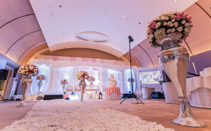 Wedding Experience at Alila Jakarta by Sparks Luxe Jakarta - 030