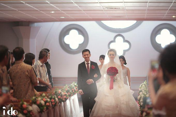 Yohan & Mellisa The Wedding by PRIDE Organizer - 015