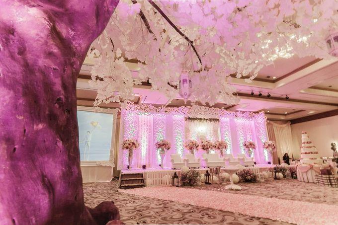 Wedding Receptions by Millennium Hotel Sirih Jakarta - 003