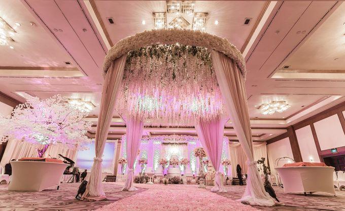 Wedding Receptions by Millennium Hotel Sirih Jakarta - 001