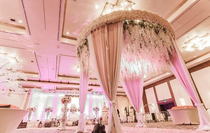 Wedding Receptions by Millennium Hotel Sirih Jakarta - 004