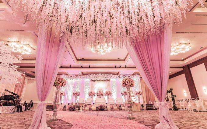 Wedding Receptions by Millennium Hotel Sirih Jakarta - 005
