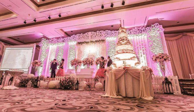 Wedding Receptions by Millennium Hotel Sirih Jakarta - 006