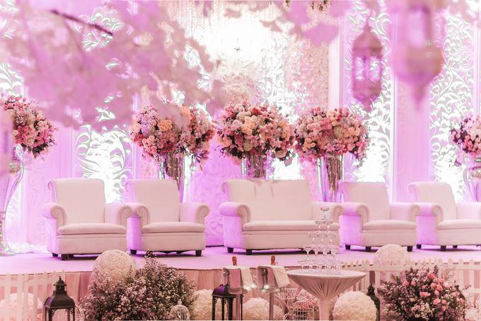 Wedding Receptions by Millennium Hotel Sirih Jakarta - 008