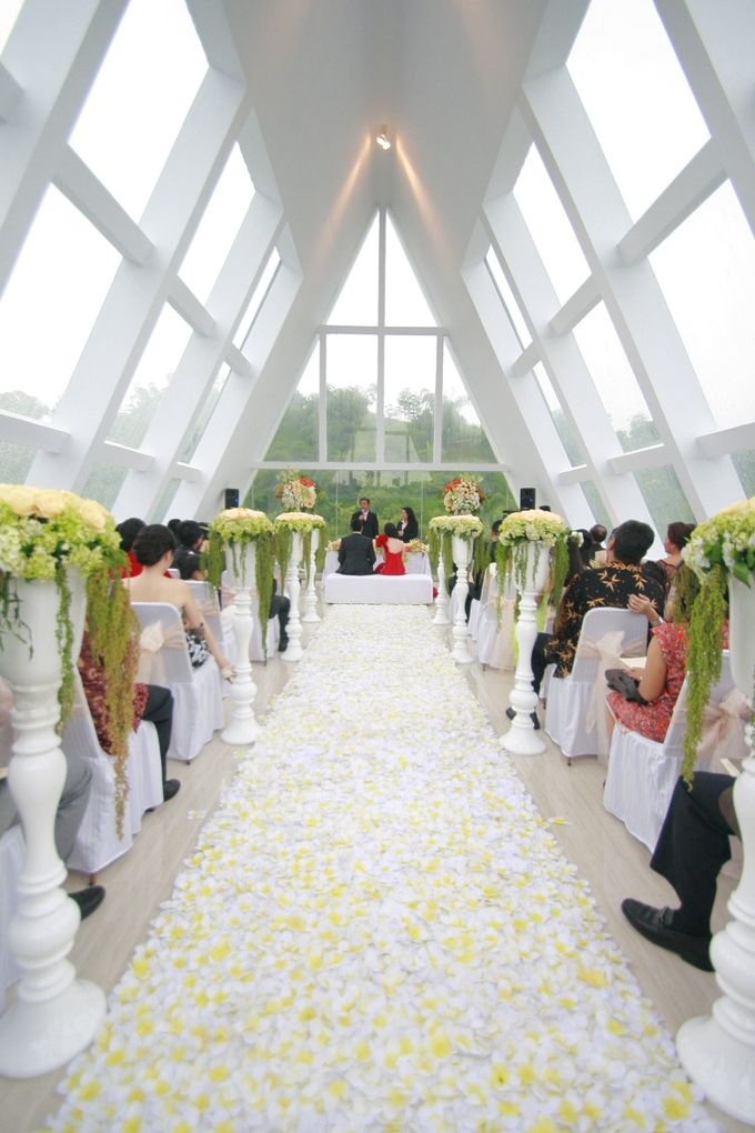 Chapel by Green Forest Resort & Wedding - 003