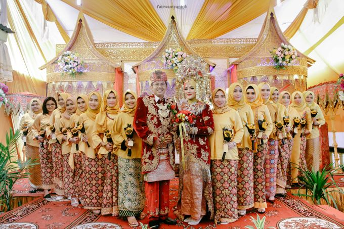 Minang Wedding Wyke & Rifan by airwantyanto project - 045