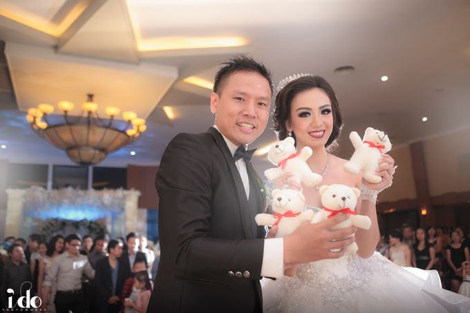 Yohan & Mellisa The Wedding by PRIDE Organizer - 032