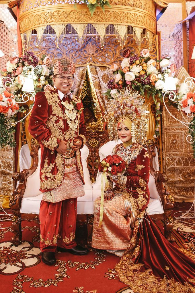 Minang Wedding Wyke & Rifan by airwantyanto project - 047