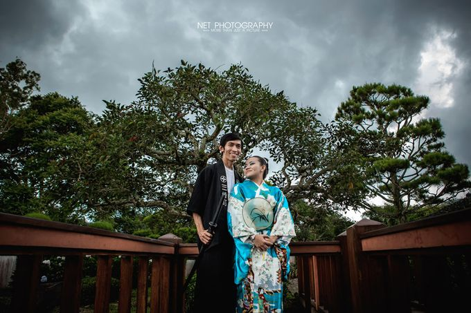 Rindi & Tian - PREWEDDING by NET PHOTOGRAPHY - 002