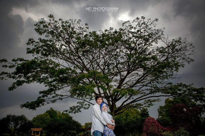 Rindi & Tian - PREWEDDING by NET PHOTOGRAPHY - 010