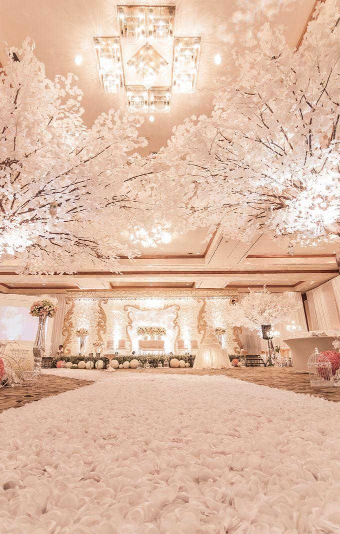 Wedding Receptions by Millennium Hotel Sirih Jakarta - 011