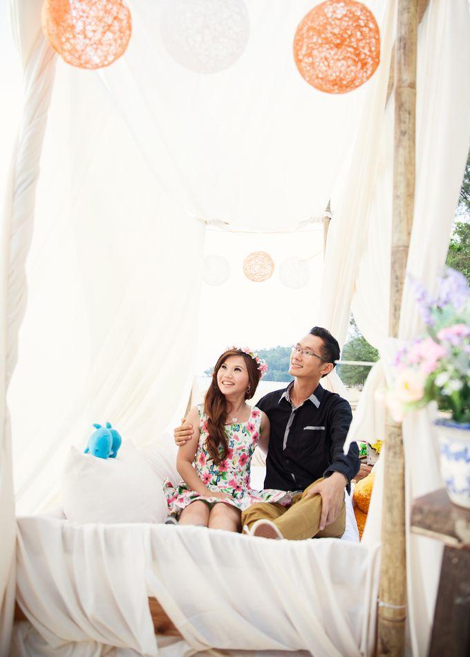 Agus & Lia Pre-wedding by HD Photography - 002