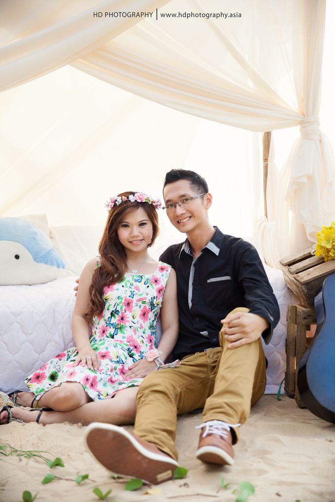 Agus & Lia Pre-wedding by HD Photography - 004