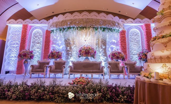 Wedding Experience at Alila Jakarta by Sparks Luxe Jakarta - 022
