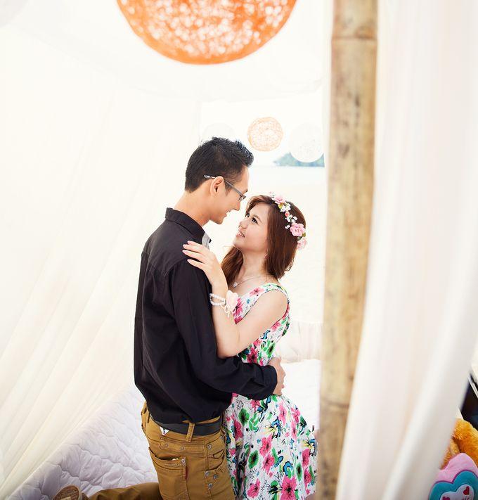 Agus & Lia Pre-wedding by HD Photography - 006