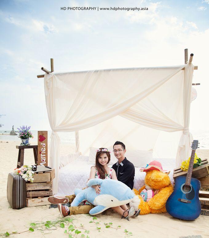 Agus & Lia Pre-wedding by HD Photography - 007