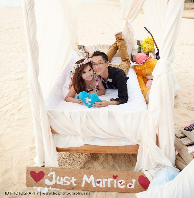 Agus & Lia Pre-wedding by HD Photography - 008