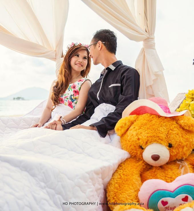 Agus & Lia Pre-wedding by HD Photography - 009