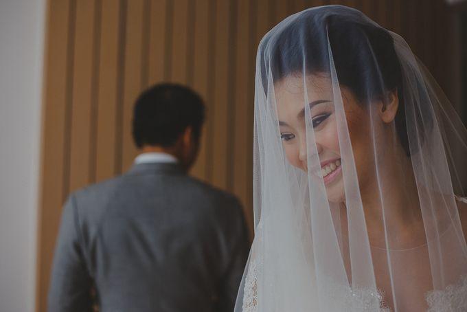 Novita & Mourick Wedding by Mario JR by Pompidou Sweet & Savoury - 011