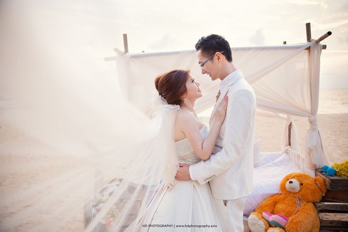 Agus & Lia Pre-wedding by HD Photography - 012