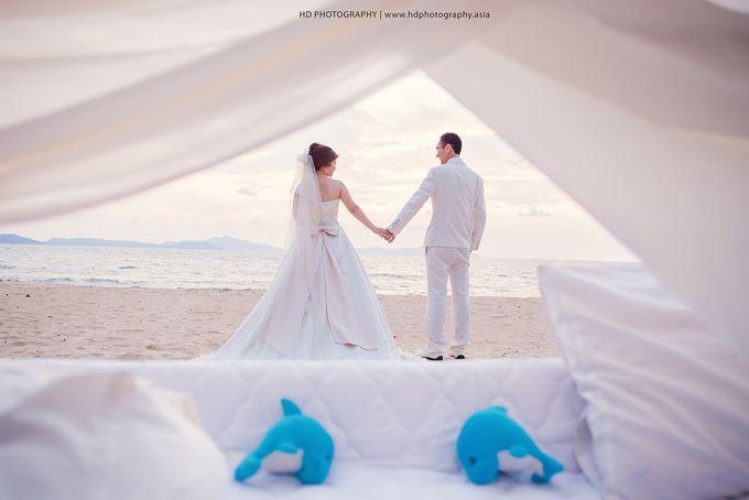 Agus & Lia Pre-wedding by HD Photography - 014