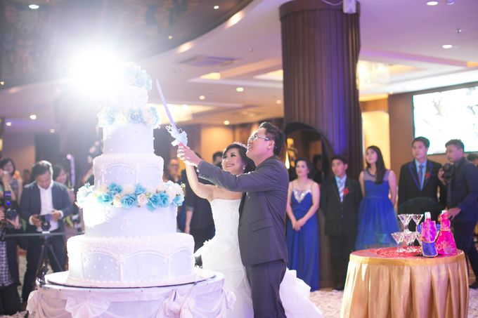 THE WEDDING OF BENNY AND SANNY by JS Wedding Planner Organizer and Entertainment - 008