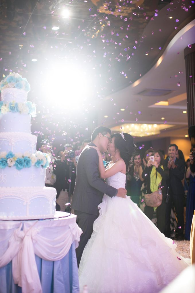 THE WEDDING OF BENNY AND SANNY by JS Wedding Planner Organizer and Entertainment - 009