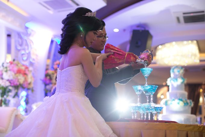 THE WEDDING OF BENNY AND SANNY by JS Wedding Planner Organizer and Entertainment - 010
