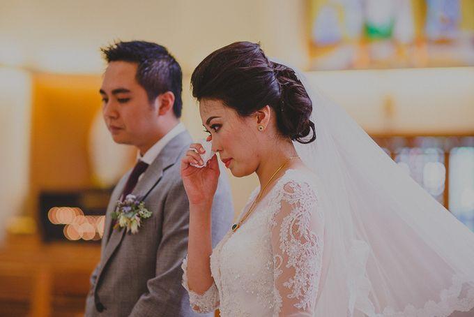 Novita & Mourick Wedding by Mario JR by Pompidou Sweet & Savoury - 017