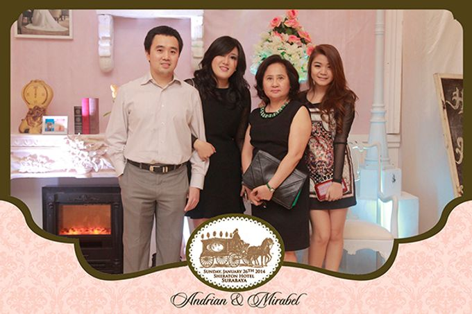 The Wedding of Andrian & Mirabel by After 5 Photobooth - 001