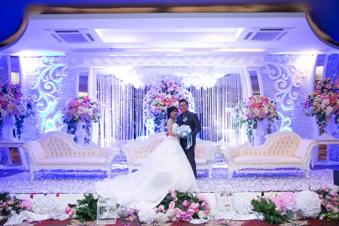 THE WEDDING OF BENNY AND SANNY by JS Wedding Planner Organizer and Entertainment - 012