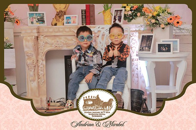 The Wedding of Andrian & Mirabel by After 5 Photobooth - 006