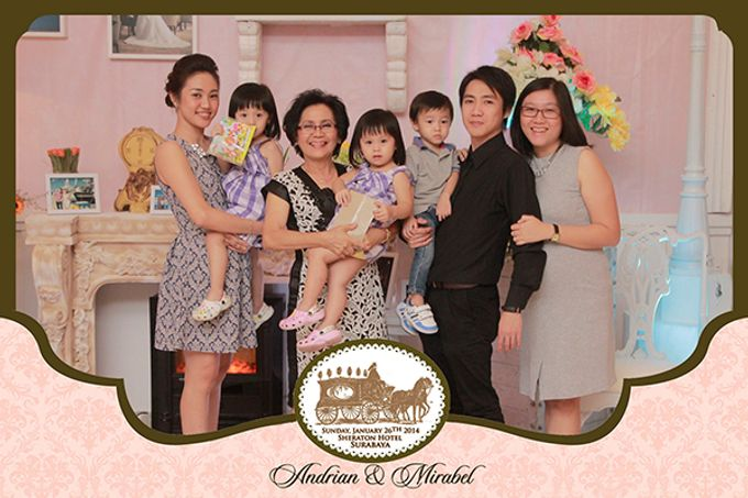 The Wedding of Andrian & Mirabel by After 5 Photobooth - 009