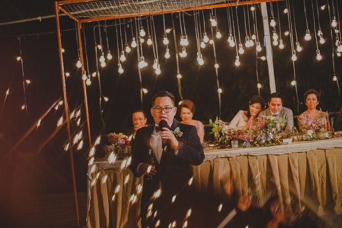Novita & Mourick Wedding by Mario JR by Pompidou Sweet & Savoury - 031