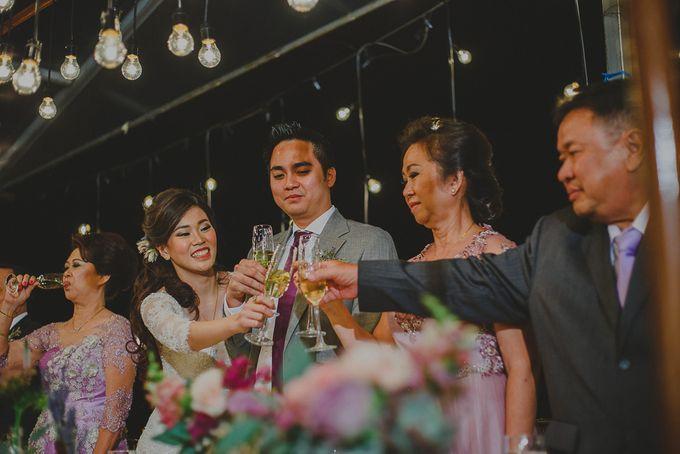 Novita & Mourick Wedding by Mario JR by Pompidou Sweet & Savoury - 030