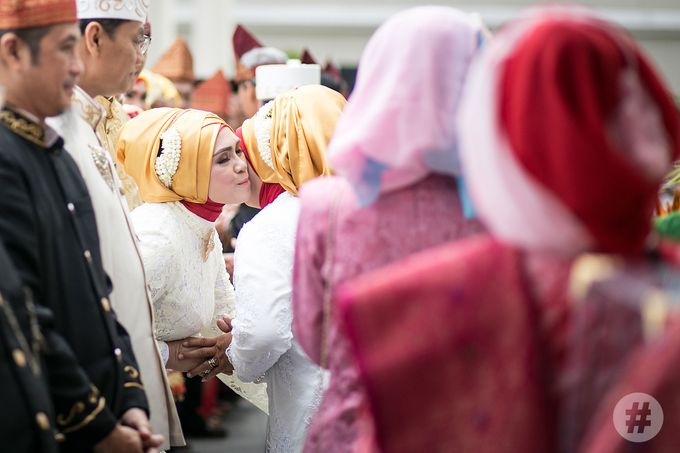 Noven & Reza Traditional Wedding Palembang by #thephotoworks - 002