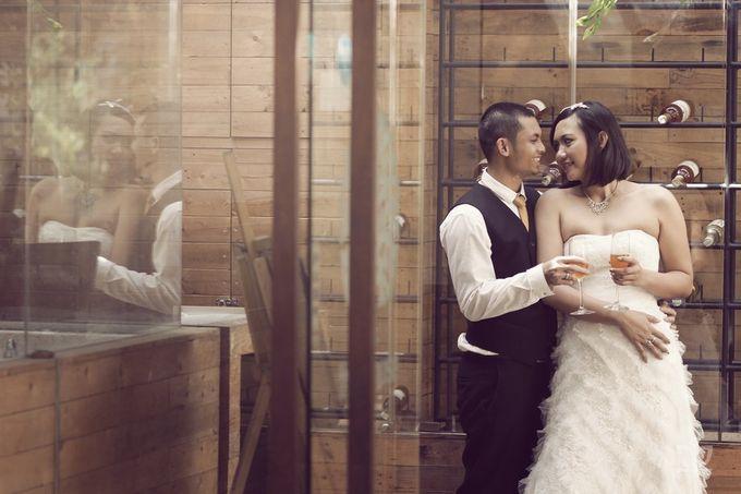 Agustin & Erwin Prewedding by MSB Photography - 025