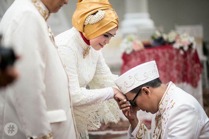 Noven & Reza Traditional Wedding Palembang by #thephotoworks - 003